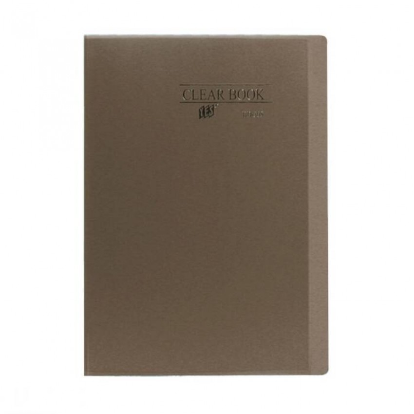 Pasta Catalogo Yes Clear Book(FM)c/40 - Ref.BD40S Yes
