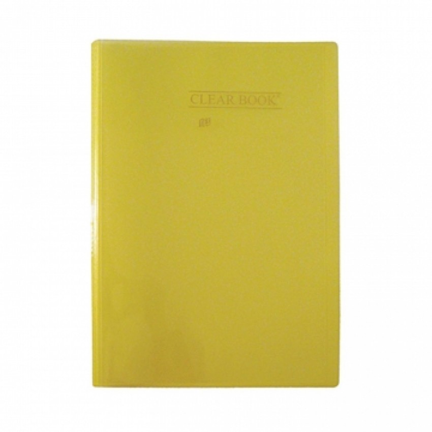 Pasta Catalogo Yes Clear Book(AM)c/20 - Ref.BD20S Yes