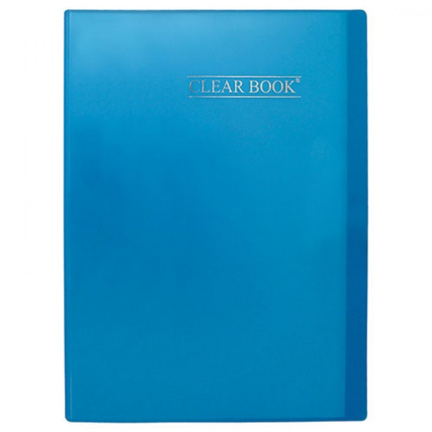 Pasta Catalogo Yes Clear Book(AZ)c/10 - Ref.BD10S Yes