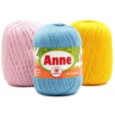 Novelo Linha Anne Crochet 1,75mm/500m(Sort)Unid - Ref.511289 Circulo