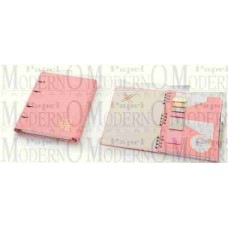 4a6ca7f78 Caderno Fichario Pink Stone(GM)190Fls - Ref.FC(03022154004)177
